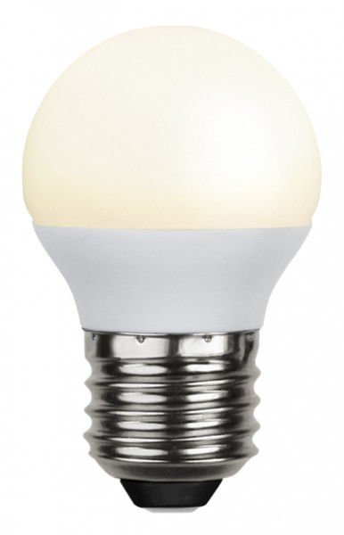 LED Kugellampe OPAQUE RA90 G45 - 5,5W - E27 - warmweiss 2700K - 450lm - dimmbar