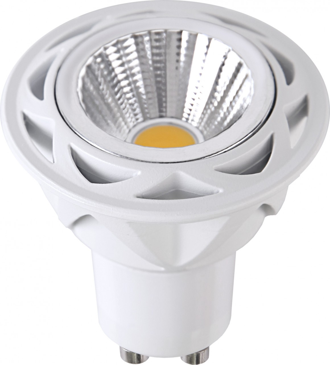 LED SPOT COB MR16 - 230V - GU10 - 26- - 5-5W - warmweiss 2700K - 350lm