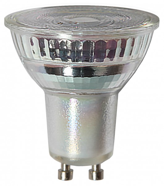 LED SPOT MR16 - 230V - GU10 - 36° - 5,2W - warmweiss 2700K - 400lm - dimmbar