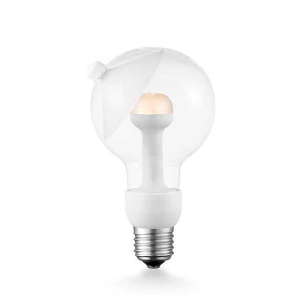 Designleuchtmittel CONE 8 WSS - mit beweglichem Reflektor - E27 - 2700K - 250lm