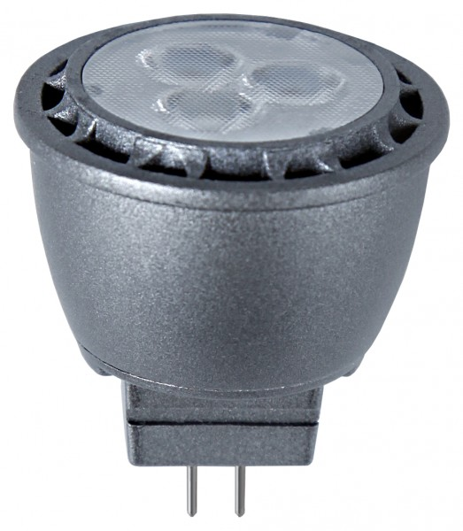 LED SPOTLIGHT MR11 - GU4 - 30° - 12V - 2,5W - warmweiss 2700K - 230lm