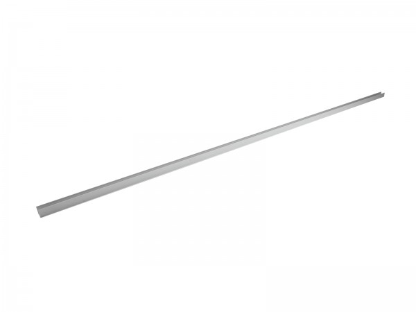 Aluminiumkanal LED NEON FLEX 230V Slim - Aluminiumprofil zur Montage 100cm - 1,5x1,5cm