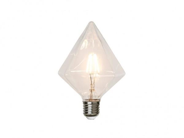 Leuchtmittel | LED | Filament | Rubin | →11,5cm x ↑16,5cm | 3,2W | E27 | 2700K | 320 Lumen | 80 Ra |