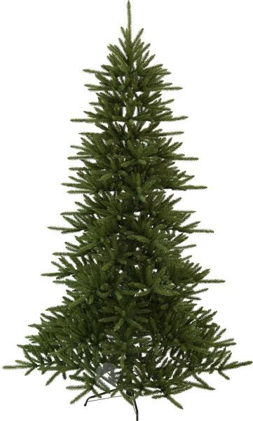 """Weihnachtsbaum """"Minnesota"""" - H: 250cm - grün - mit Metalfuss - outdoor"""