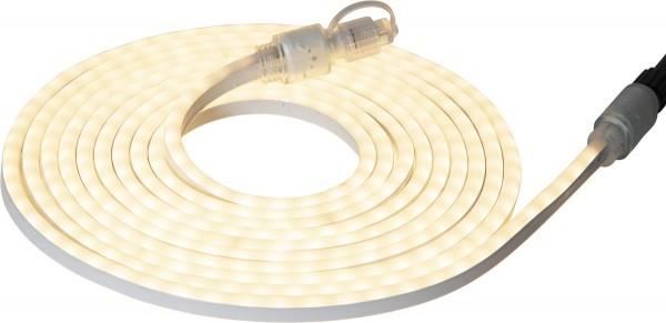 System LED White - Lichtschlauch 6m - warmweiß - erweiterbar - IP44