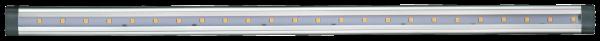 LED Unterbauleuchte 12V 50cm - 3W - 450lm - 3000K warmweiß - inkl. Montagematerial