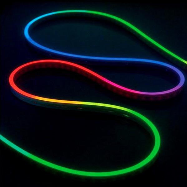 LED Pixelschlauch HAVANA Neon RGB - RGB - 5m - SPI Ansteuerung - 24V DC