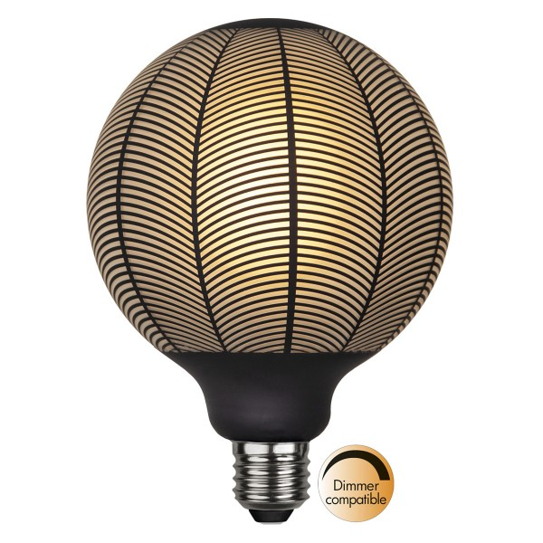 LED Leuchtmittel GRAPHIC G125 - E27 - 4W - WW 2700K - 130lm