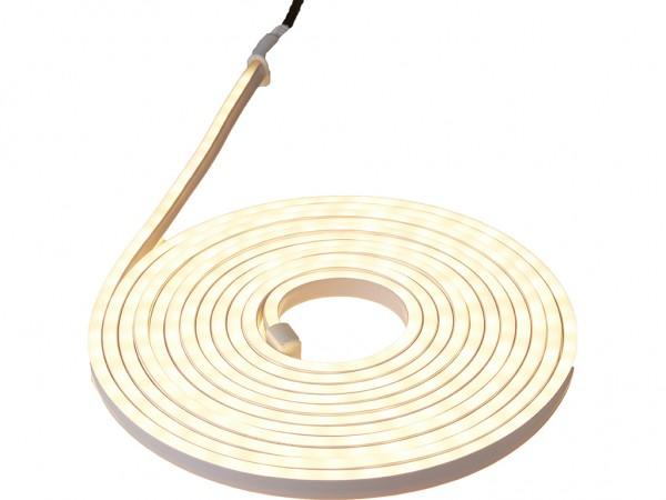 LED-NEON-Lichtschlauch | Zweiseitig | Outdoor | 360 LED | 6m | Warmweiß