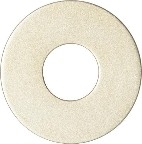 Kerzenring für Stabkerzen - gold - D: 5cm - H: 0,1cm - Tropfschutz