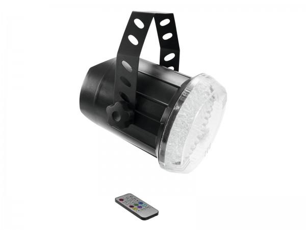 LED Techno Strobe 500 FB - LED Stroboskop mit 164 x 10mm LEDs - inkl. Fernbedienung