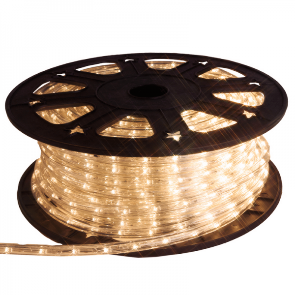 Lichtschlauch ROPELIGHT LED   Outdoor   1620 LED   45,00m   Warmweiß