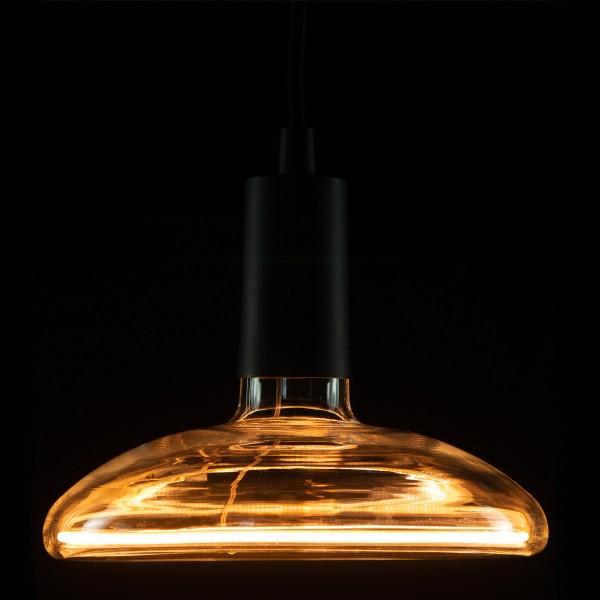 Design Leuchtmittel FLOATING LED - Reflektor R200 - E27 - 8W - 400lm - WW