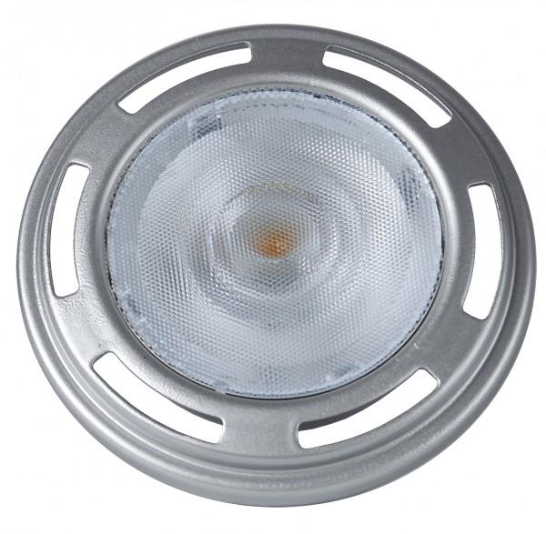 LED Leuchtmittel SPOT ES111 GU10 - 24° - 10,5W - warmweiss 3000K - dimmbar