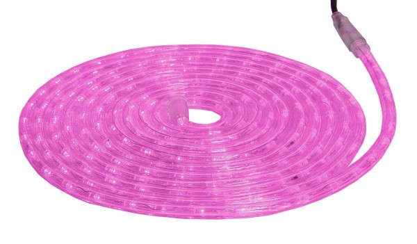 LED-Lichtschlauch | Outdoor | 216 LED | 6,00m | Pink