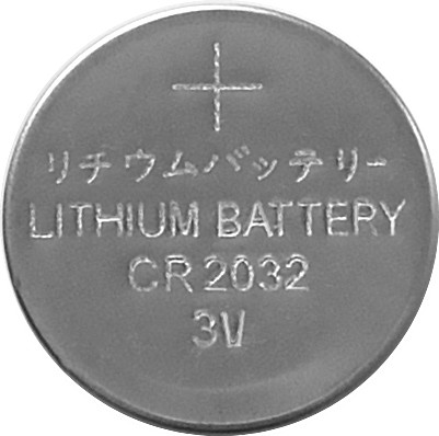 Knopfzelle - CR2032 Batterie - 3V - 6er Set