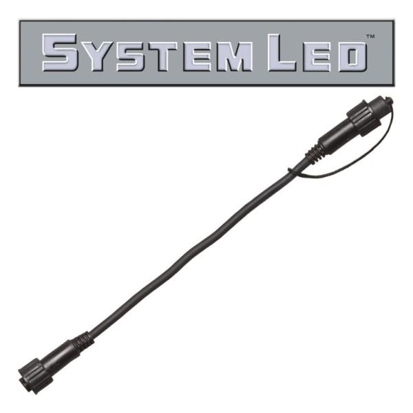 System LED Black | Verlängerung | koppelbar | exkl. Trafo | 2.00m1
