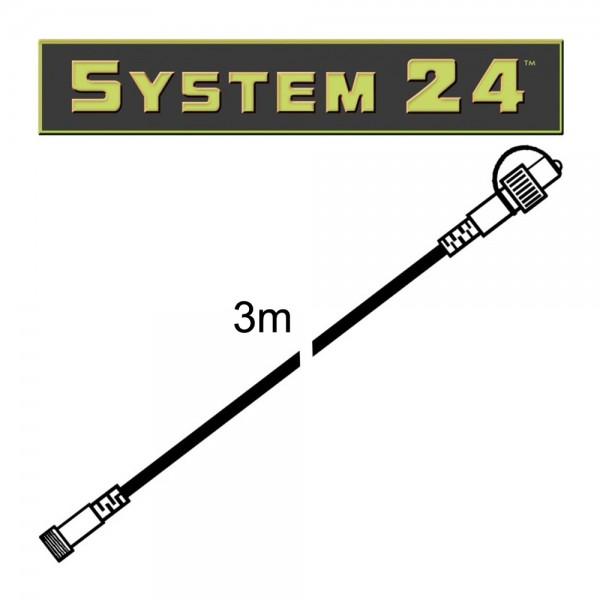 System 24 | Verlängerung | koppelbar | exkl. Trafo | 3m