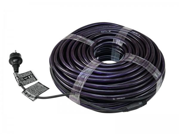 RUBBERLIGHT RL1-230V violett/pink 44m