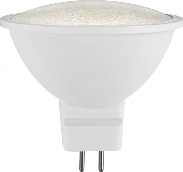 LED SPOT MR16 - 12V - GU5,3 - 120° - 3,3W - warmweiss 2900K - 250lm