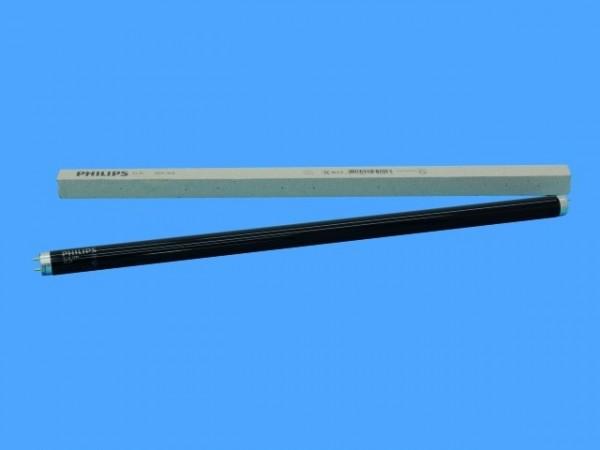 Philips UV-Röhre Slim-Line / Schwarzlichtröhre - G13 - 60cm - 18W