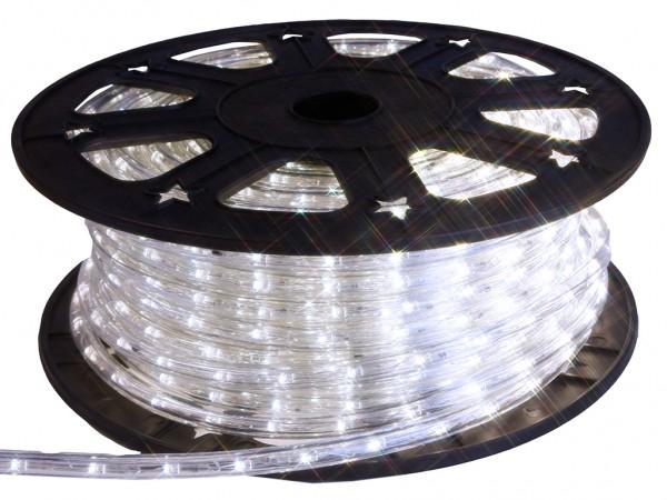 LED-Lichtschlauch | Outdoor | 1620 LED | 45,00m | Kaltweiß