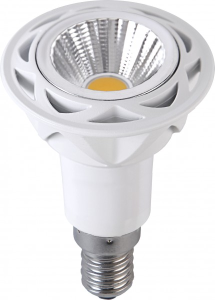LED SPOT PAR16 COB - 230V - E14 - 36° - 7W- warmweiss 2700K - 470lm - dimmbar