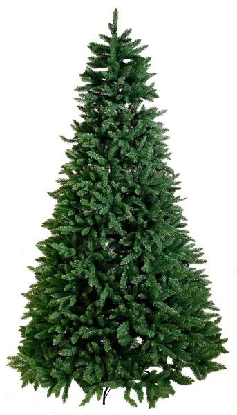 """Weihnachtsbaum """"Calgary"""" - H: 250cm, D: 160cm - Farbe: grün - mit Metallfuss - outdoor"""