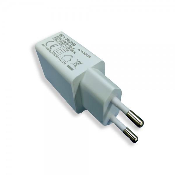USB Steckernetzteil EYROS 5V DC - 1A USB (Typ A) - 1 Port